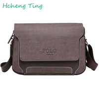 Men S Messenger Bag Causal Oxford Patchwork Handbags Man Crossbody Bags Polo Videng Briefcase For Men