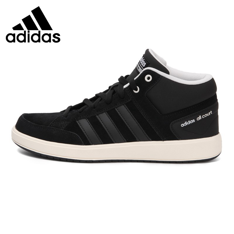Original New Arrival 2017 Adidas CF ALL COURT MID Men's  Tennis Shoes Sneakers adidas original new arrival official neo women s knitted pants breathable elatstic waist sportswear bs4904
