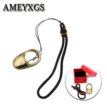 1pc Archery Gold Thumb Finger Protector Shooting Ring Guard Hunting Protective Gear Accessories Pull Bow