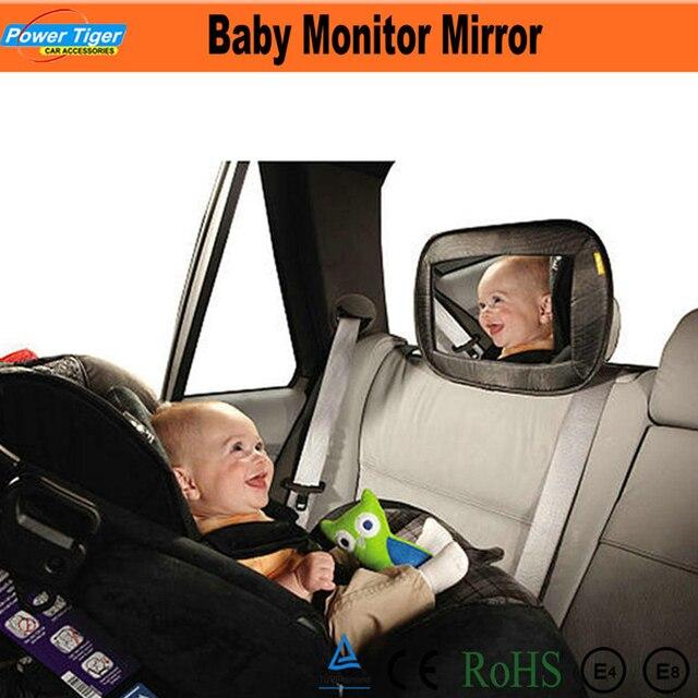 Auto Espejo Infantil Del Bebe Espejo Retrovisor Hacia Segura Espejo
