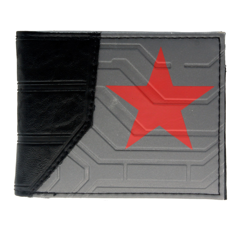 marvel Bi-fold Wallet DFT-1594 цена