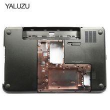 Yaluzu ноутбука Нижняя база чехол для hp Pavilion G6 G6-2146tx 2147 g6-2025tx 2328 Т x 2001 Т x 15,6 «684164-001 ниже g6-2394sr