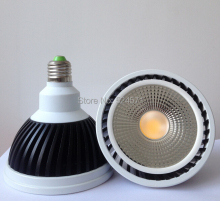 Free Shipping par30 E27 15W COB Led Spot bulb light 85-265V CW/PW/WW 10pcs/lot On sale