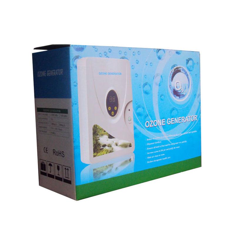 Dropshipping Ozone Generator Ozonator Ozonizer ionizer O3 Timer Air - Pajisje shtëpiake - Foto 5