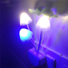 Mushroom Nightlight