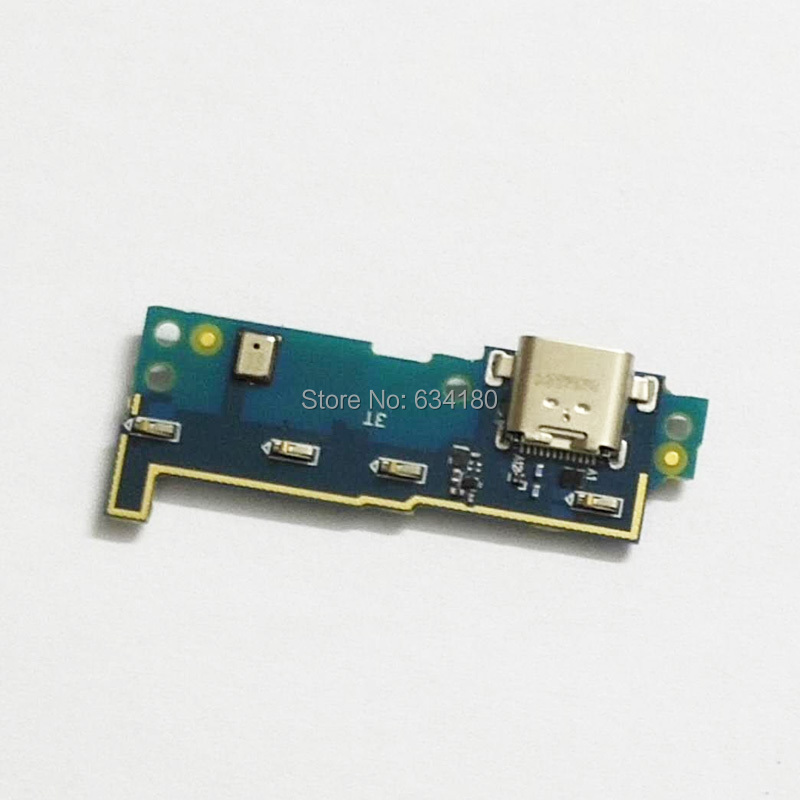For <font><b>Sony</b></font> Xperia L1 G3311 <font><b>G3312</b></font> G3313 Charger Connector Micro <font><b>USB</b></font> Dock Port Flex Cable Microphone Replacement image