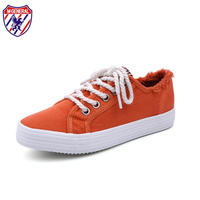 M.GENERAL New casual shoes woman swing shoes summer breathable air mesh platform walking shoes #MJ-0238