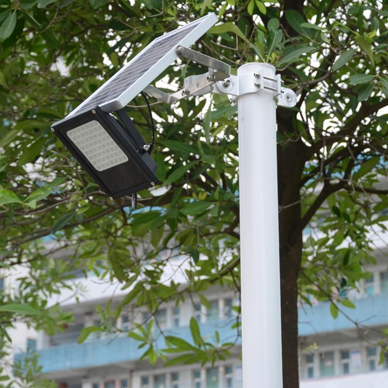 ФОТО super bright solar street led light waterproof mini solar flood garden lamp
