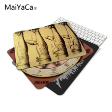 MaiYaCa Durable Oui Ja Board mouse pad mouse mat laptop padmouse notboo