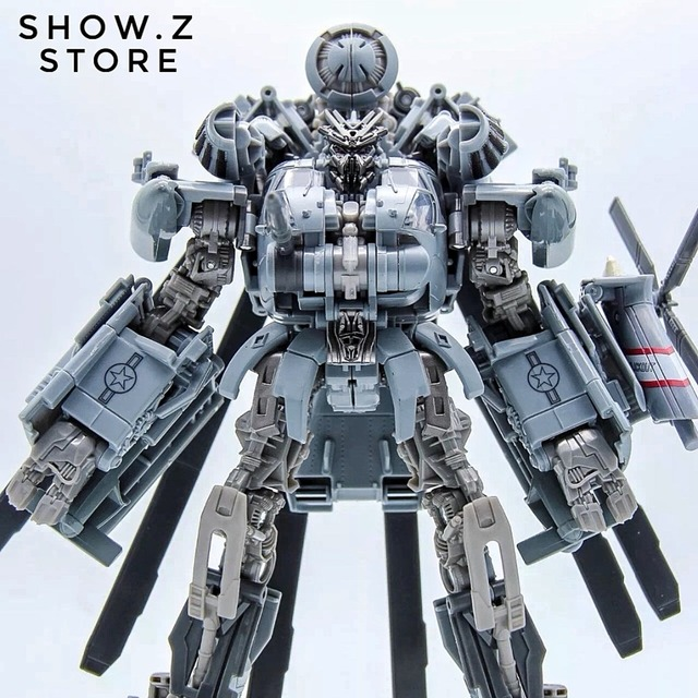 US $68 99 |[Show Z Store] Original Studio Series SS08 Leader Class Blackout  Transformation Transformation Figure-in Model Building Kits from Toys &
