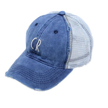 BING YUAN HAO XUAN Mesh Baseball Cap For Men Women Summer Fitted Snapback Hat Dad Bone Gorra Fashion