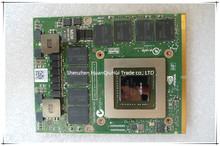 Wholesales For M6700 Laptop T9V0C 0T9V0C N14E-Q5-A2 4G GDDR5 VGA MXM 3.0 256Bit Video card K5000M Graphics card full tested g60vx mxm vga card gtx 260m 1gb video card g92 751 b1 for asus g51vx g51v g60vx rev graphics card 100% tested free shipping