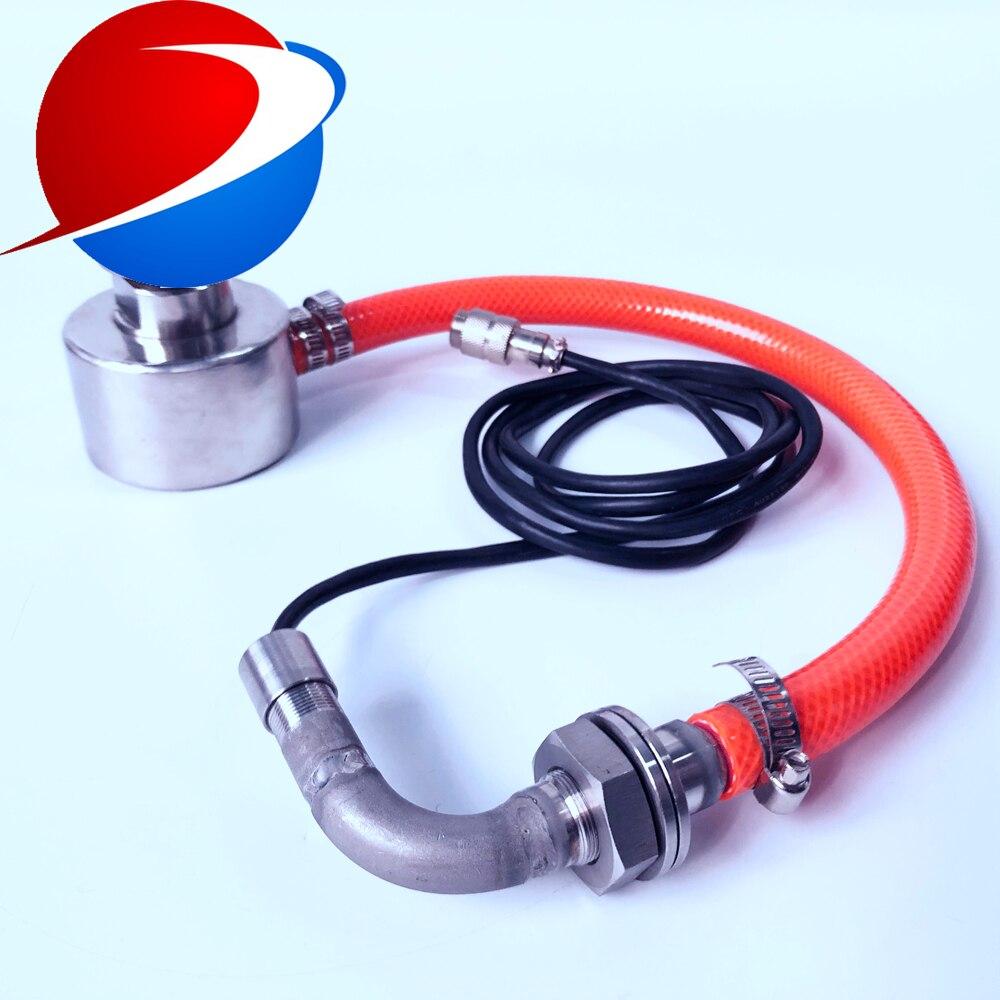 Générateur d'écran vibrant rotatoire ultrasonique pour la machine de criblage de vibrateur de tamis ultrasonique d'ultrason d'acier inoxydable - 5
