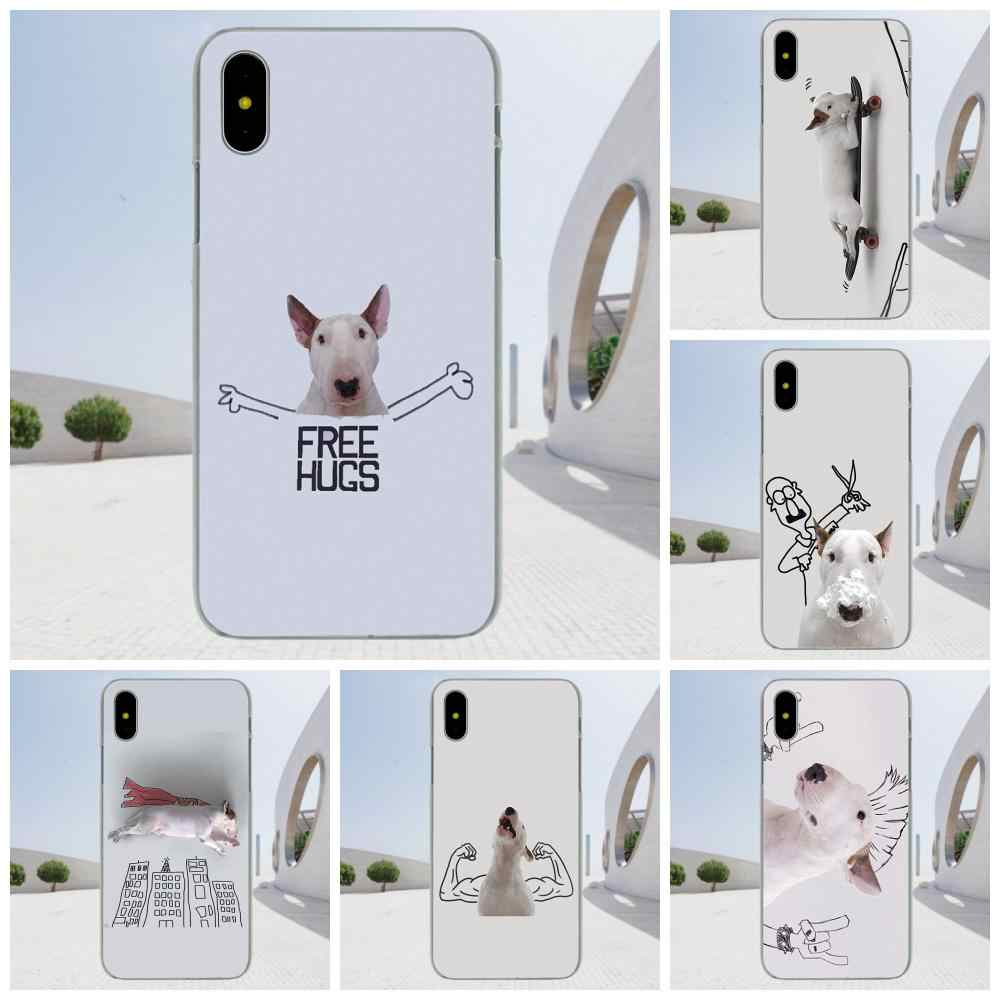 Slim Silicone Case Jimmy Choo Bull Terrier For Galaxy A3 A5 A7 On5 On7 2015  2016 17a645aec545