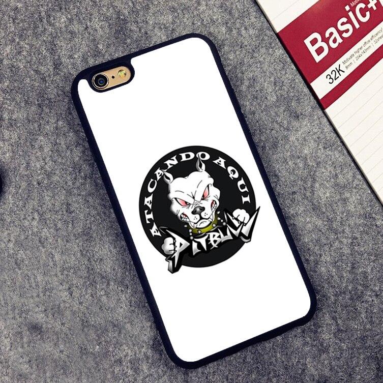Питбуль прекрасный собака питбуль мягкий силиконовый защитный чехол для iPhone X 8 7 7 плюс 6 S плюс 5 5S SE