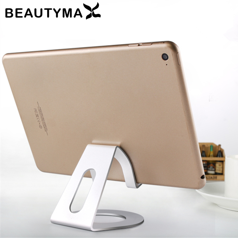 все цены на Aluminum Alloy Tablet Holder Desktop Mobile Phone Holder Stand Mount Support Bracket Universal for ipad Pro Air Mini 1 2 3 4