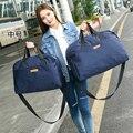 2017 Мода Складной портативный сумка водонепроницаемый путешествия сумка багаж большой емкости Дорожная Сумка мужчин и женщин