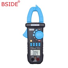 Bside Profesional AC Current Digital Clamp Meter ACM01Plus Auto Range 2000 Hitungan Multimeter DC/AC Voltage Resistance Tester(China)