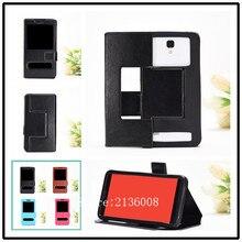 Para huawei y6 pro tit-u02 case casos de telefone móvel de alta qualidade com grandes janelas silicon tampa traseira frete grátis