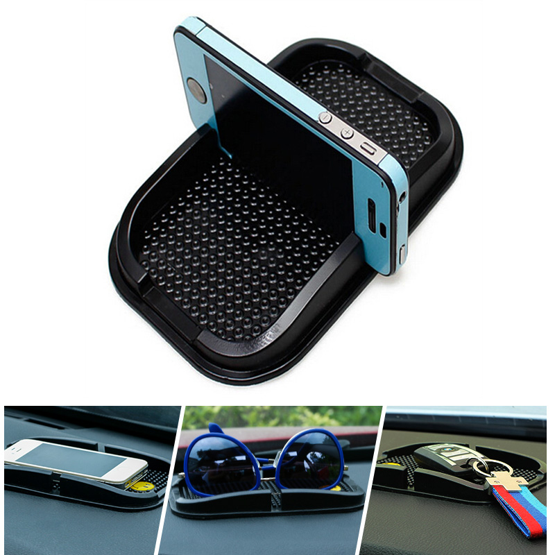 Multi Functional Car Anti Slip Pad Rubber Mobile Sticky