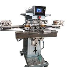 winon pad printing machine 4 color, 4 color ink cup pad printing machine used