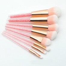 Makeup Brushes Set 8pcs