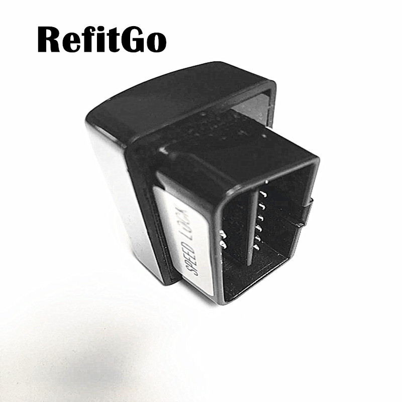 Car Auto OBD Speed Lock Unlock Device 4 Doors Plug And Play  For Nissan X-Trail 2009-2015