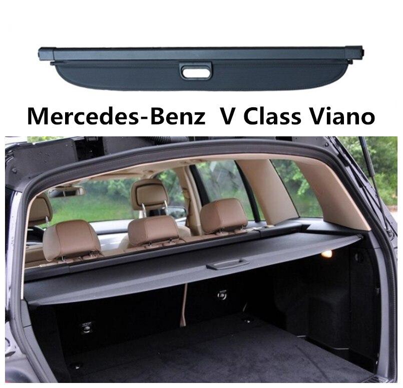 2018 Mercedes Benz Metris Cargo Interior: For Mercedes Benz V Class Viano 2010 2018 Rear Trunk