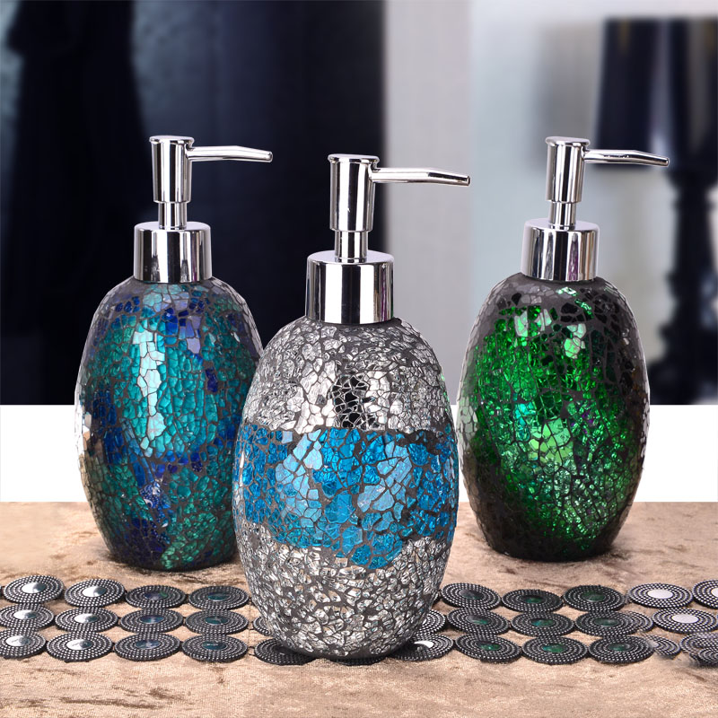 Teal bathroom accessories bathroom accessories industry in for Teal and black bathroom accessories