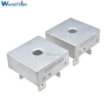 5 шт. KBPC2510 1000 V 25A диодный мост выпрямителя одно фазный мост выпрямитель новое поступление