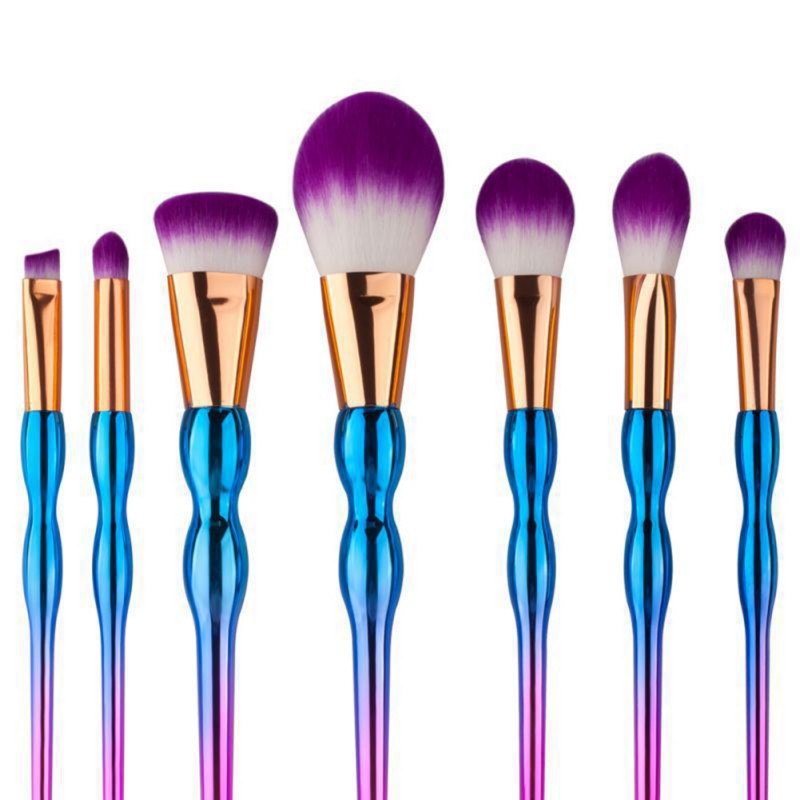 New Brushes Setss lips Kit maquiagem Cosmetic Foundation Highlighter Powder Concealer Brush Naked Eyeshadow Makeup Brush Tools