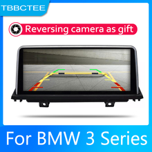 Car Android System 1080P IPS LCD Screen For BMW 3 Series F30F31F34F35 2013-2016 NTB Radio Player GPS Navigation BT WiFi