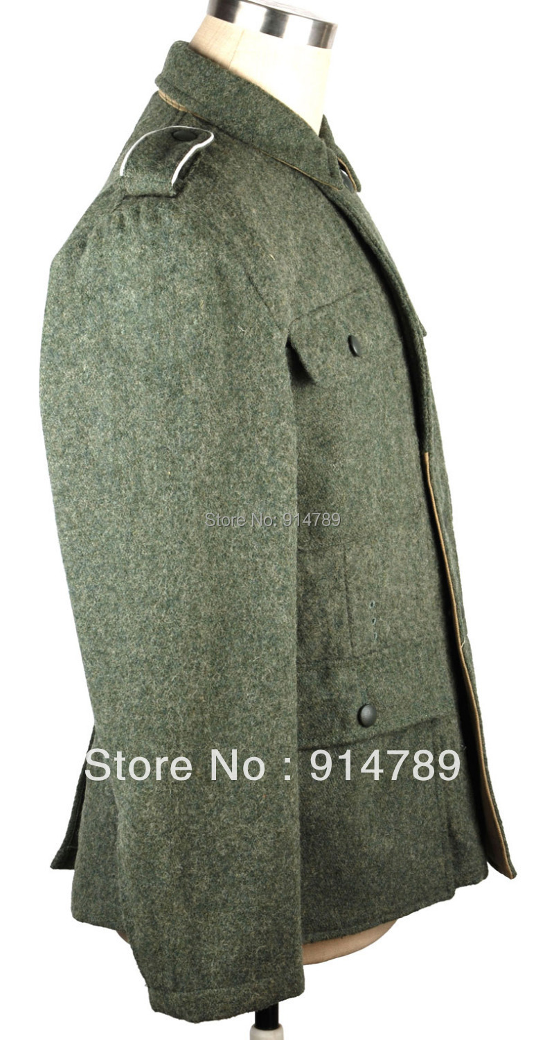 FIELD-GREY JACKET Loklode WWII
