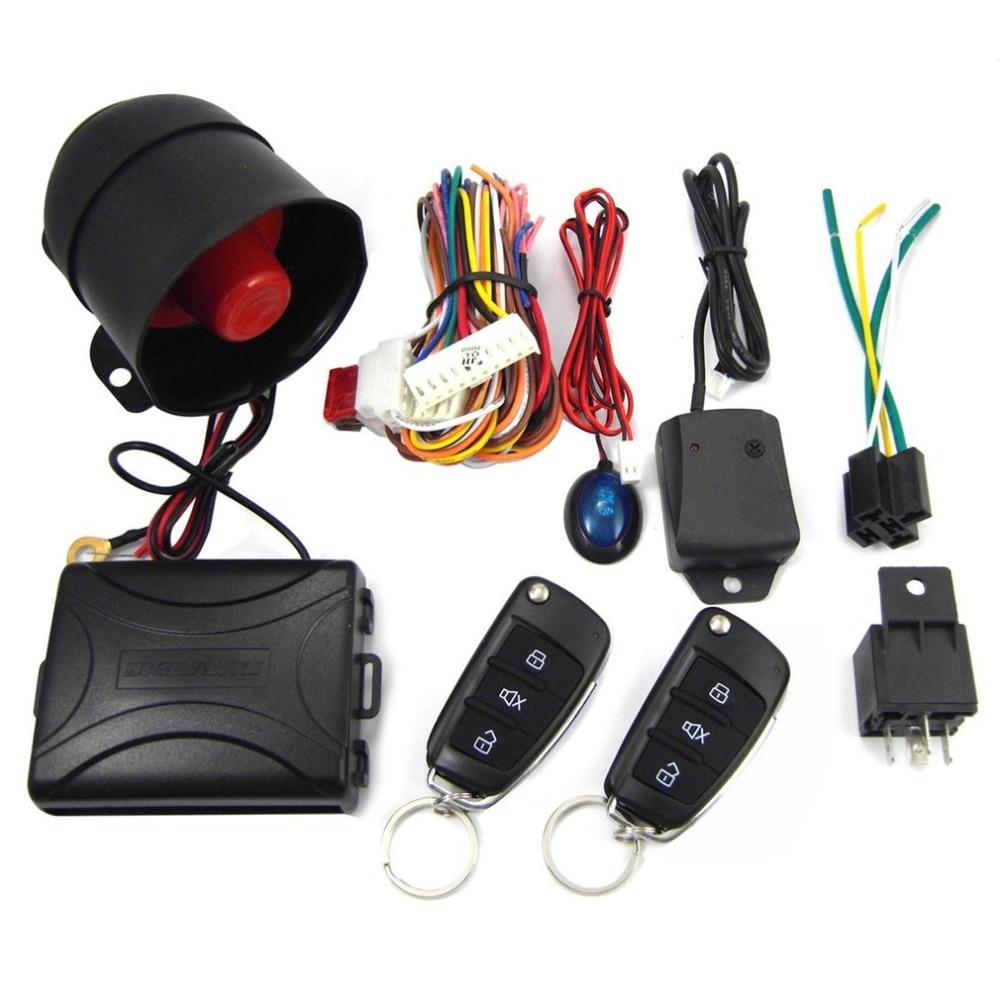 M802-8118 Haute Qualité Clé à La Auto Électronique Accessoires Anti-vol Dispositif de Verrouillage Central CA703-8118 Dart Faucon Alarmes