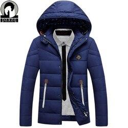 New brand jacket men winter warm thicken down jackets zipper hooded wear windproof suit jacket high.jpg 250x250