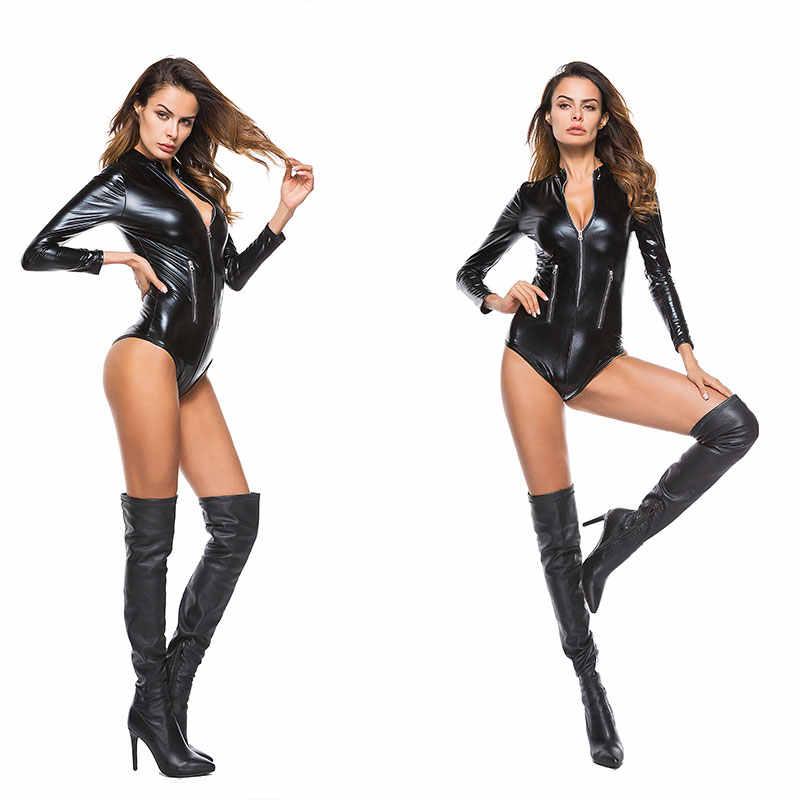 M-4XL, сексуальное женское белье, горячее женское кожаное белье из ПВХ, сексуальные куклы, бондаж, эротическое нижнее белье, клубное мини-платье, костюмы, нижнее белье, большие размеры