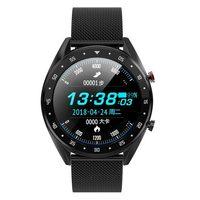 L7 Smart Watch 1.3 Inch IP68 Waterproof Sport Smartwatch Activity Tracker ECG Smart Bracelet Watch Men For IOS Android