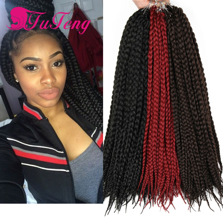 box braids hair ombre expression braiding hair senegalese