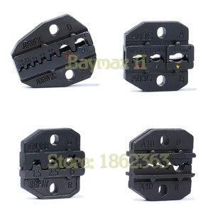 Image 5 - AM 10 空気圧圧着工具圧着機種類端子と 4 ダイセットオプション