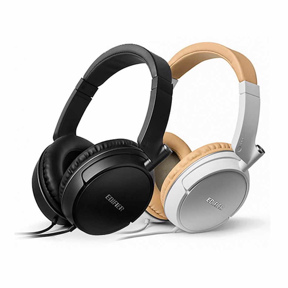 Edifier P841 Headphones HiFi Headset With MIC Stereo For Cellphone MP3 3.5mm Portable Super Bass Headband For Xiaomi Iphone (2)