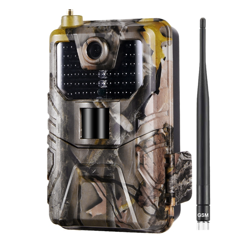 20Mp 1080P Wildlife Trail Camera Photo Traps Night-Vision 2G Sms Mms Smtp Email Cellular Hunting Cameras Hc900M Surveillance