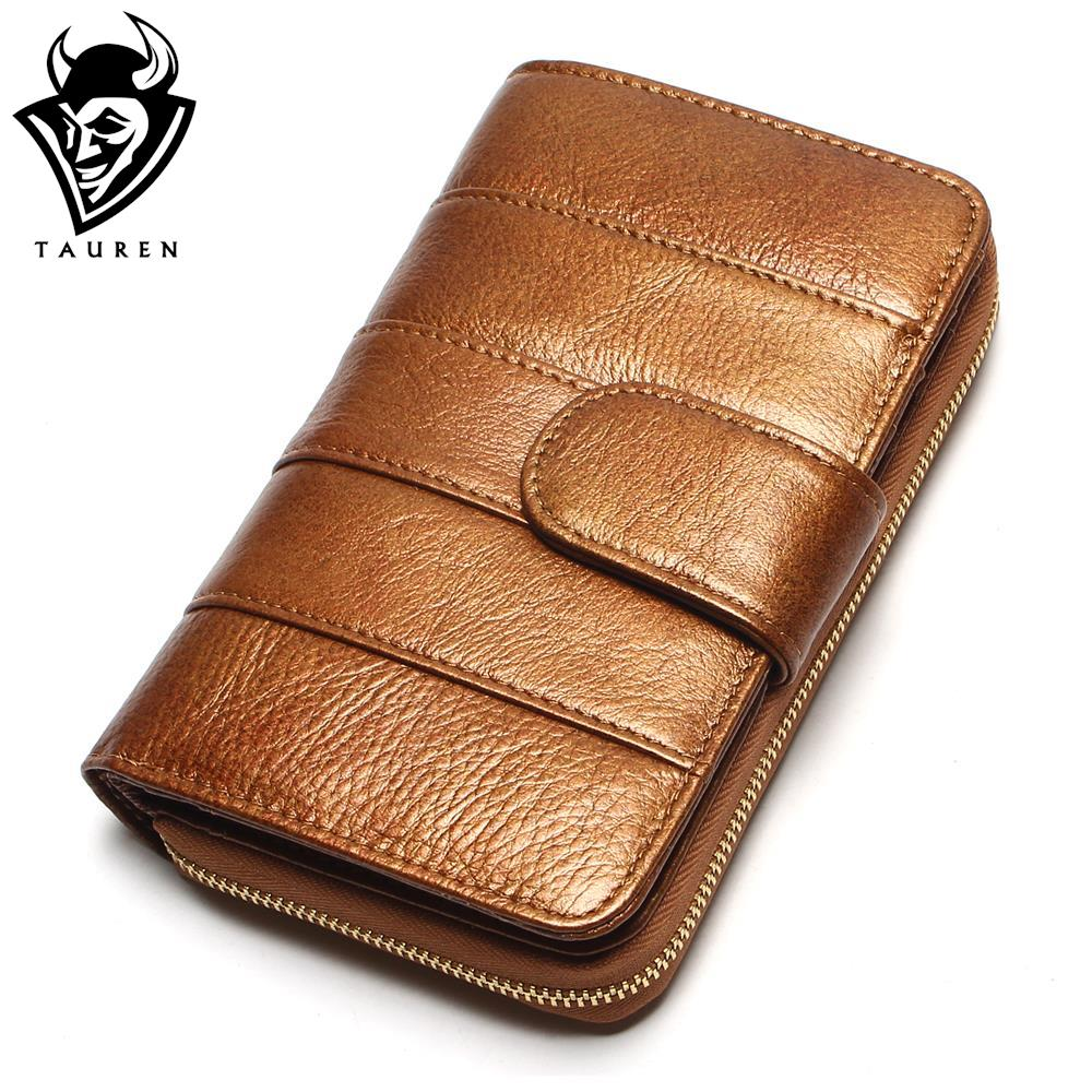 цены 2017 New Style Women Wallets Brand Design High Quality Genuine Leather Wallet Female Hasp Fashion Dollar Price Long Women Wallet