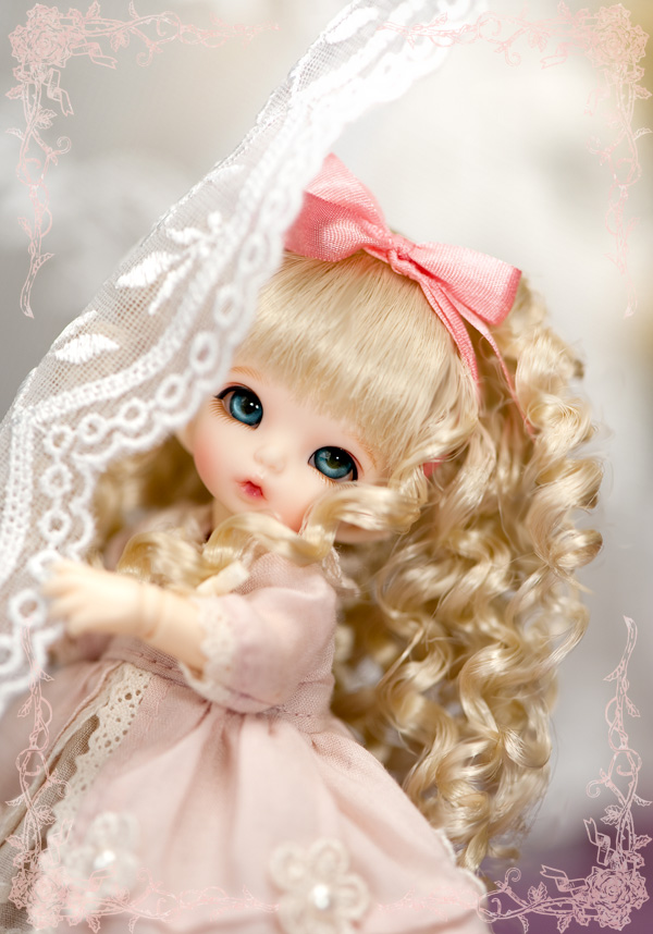 1/8 scale BJD about 15cm pop BJD/SD cute pukipuki ANTE Resin figure doll DIY Model Toys gift.Not included Clothes,shoes,wig