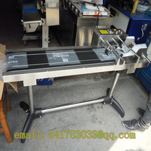 FY340 Plastic bag carton PVC belt paging machine Pen Maji conveyor Anti-static PE PP PS BOPP Paging Belt Con