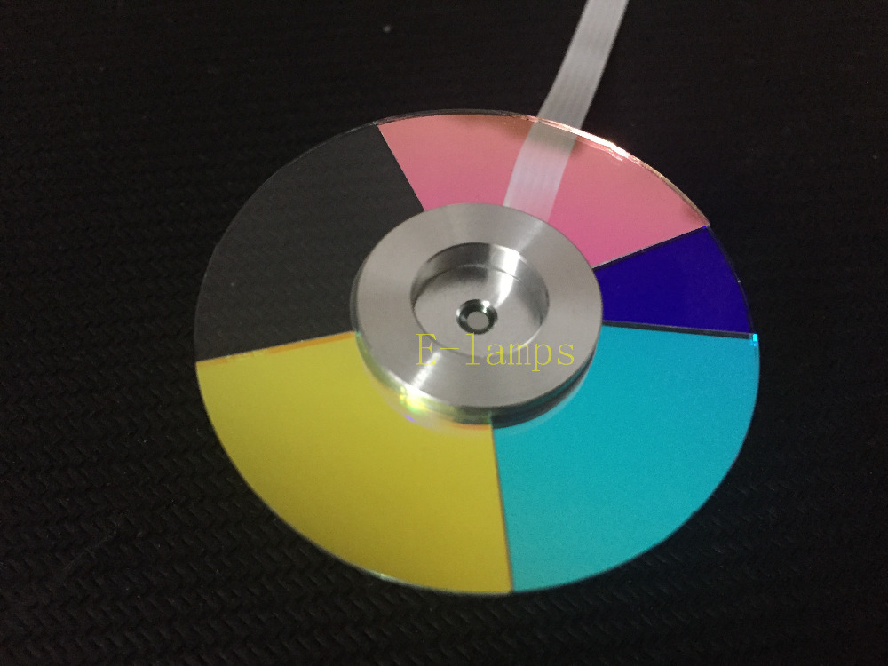 (NEW) Original Color Wheel For Benq EP770  DLP Projector brand new dlp projector color wheel for benq mw814st