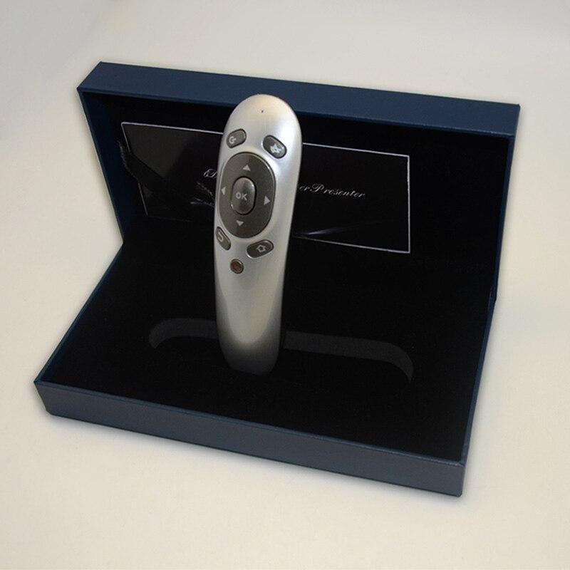 P PR-07 3 in1 Բազմաֆունկցիոնալ 6D Air Mouse + - Համակարգչային արտաքին սարքեր - Լուսանկար 5