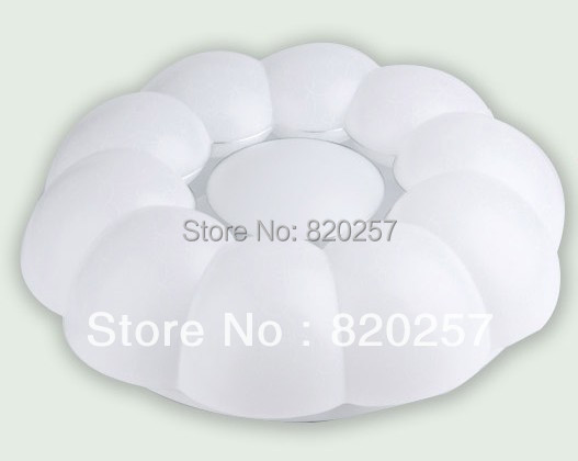 round mordern 12W D35cm SMD Led Ceiling Light AC85~260V Cool White/Warm White Indoor Bedroom Kitchen Lamps kinfire circular 6w 420lm 6500k 30 x smd 3528 led white light ceiling lamp w driver ac 85 265v