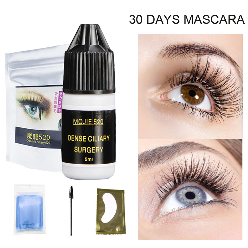 Professional Eyelash Tint 30 Days Long Lasting Mascara Makeup Super Long Natural Permanent Lash Tinting Black Color Waterproof clear crystal glass cabinet knob door knob crystal knob