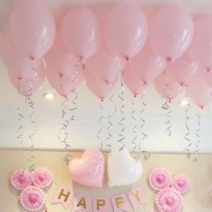 Image 5 - 100 חצר בלוני סרטי זנב Crimped קרלינג זהב כסף לייזר סרט חתונת מסיבת יום הולדת קישוט DIY חבל גלישת מתנה