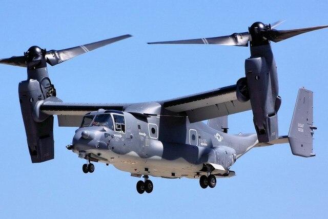 V22 elicottero militare cargo aereo da trasporto QX260 soggiorno ...